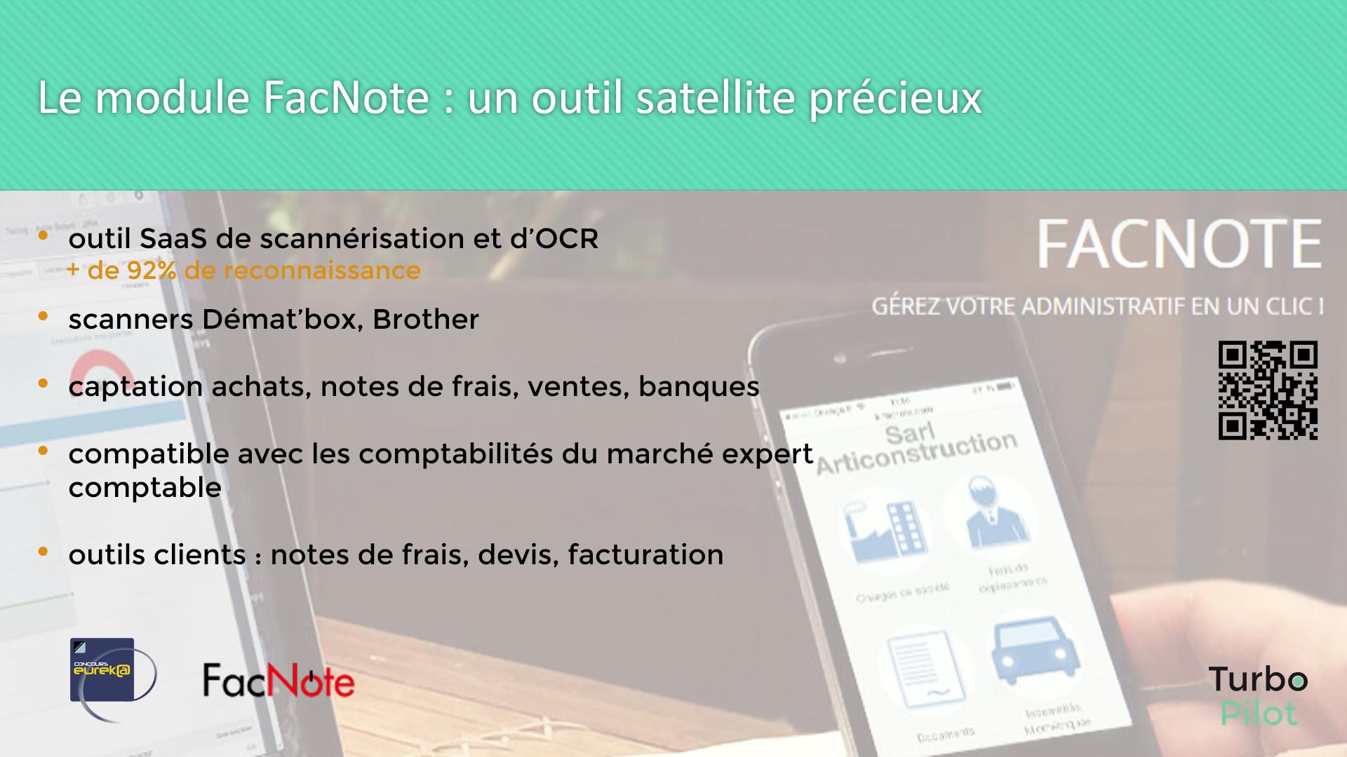 Le module Facnote