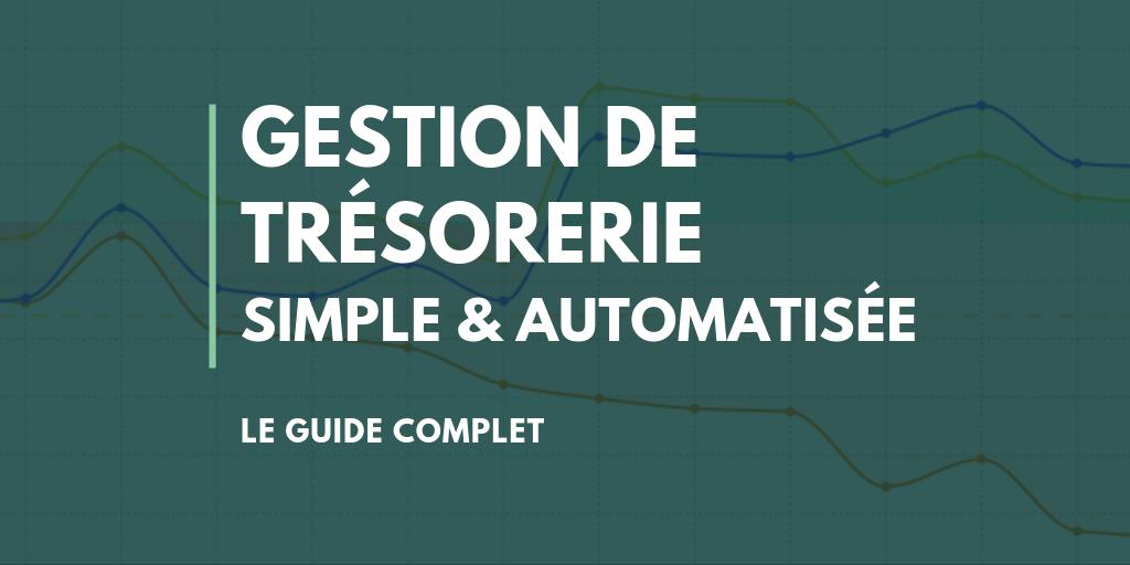 Gestion de trésorerie simple automatisée Guide complet