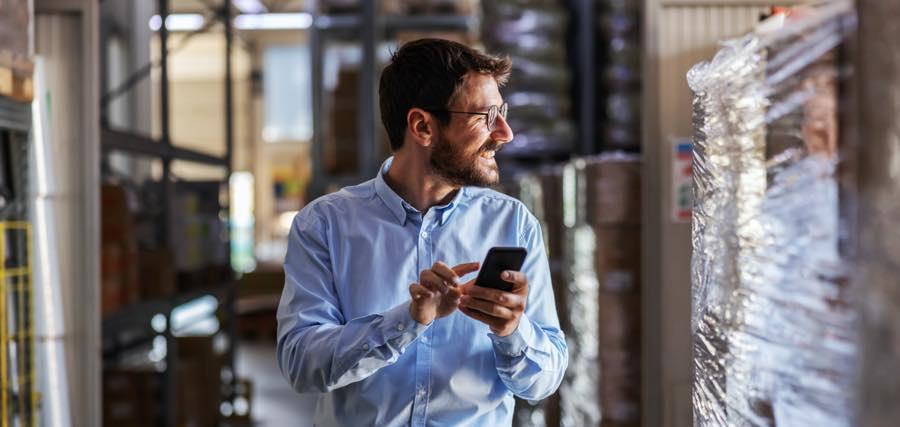 La méthode du Juste à temps an approvisionnement : possible avec des fournisseurs très réactifs.