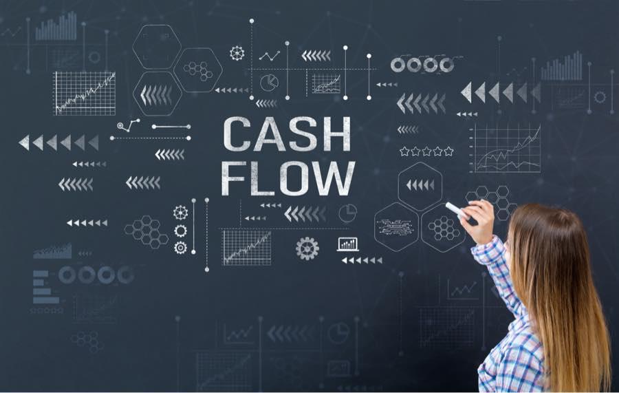 Cash flow d'une entreprise