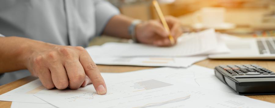 Créer des factures d'avoir avec précision